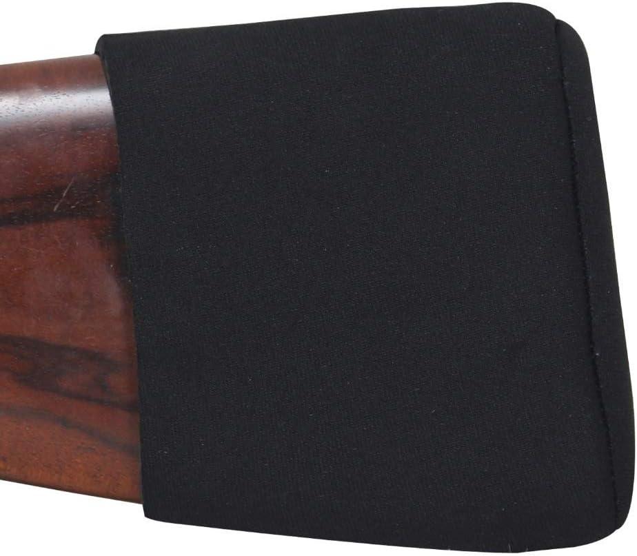 XFC-Pads, La Caza de Retroceso Antideslizante Almohadilla Rifle Escopeta Culata Protector de Neopreno Ajustable W / 3Pads Ajustado Accesorios Pistola
