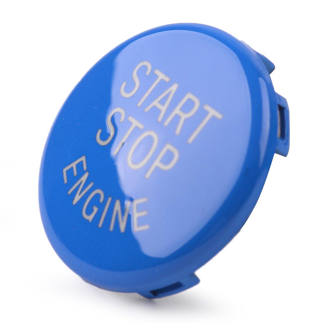 beler Motor Zü ndschalter Start Stop Taster Ring Trim Deckel hermeshine
