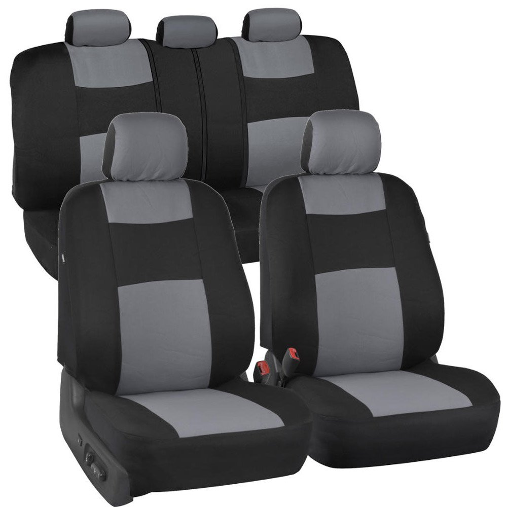 White Seat Covers For Cars