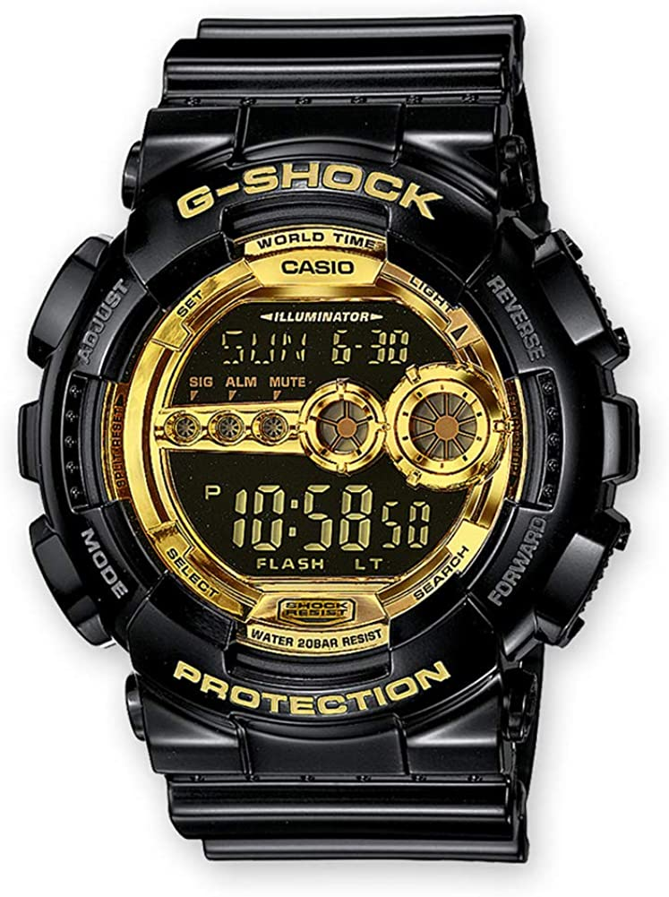 Casio Reloj de Pulsera GD-100GB-1ER