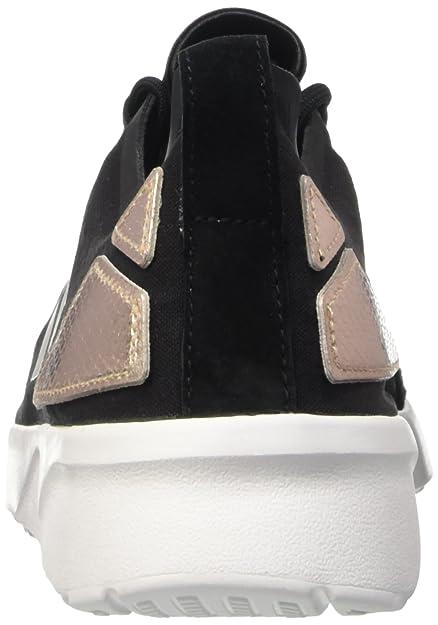 adidas zx flux adv verve w anthracite et noir