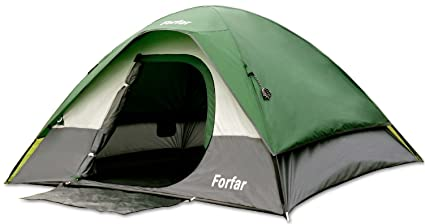Forfar Camping Tent Family Tent  Seasons Waterproof Windproof Outdoor Camping Family Tent