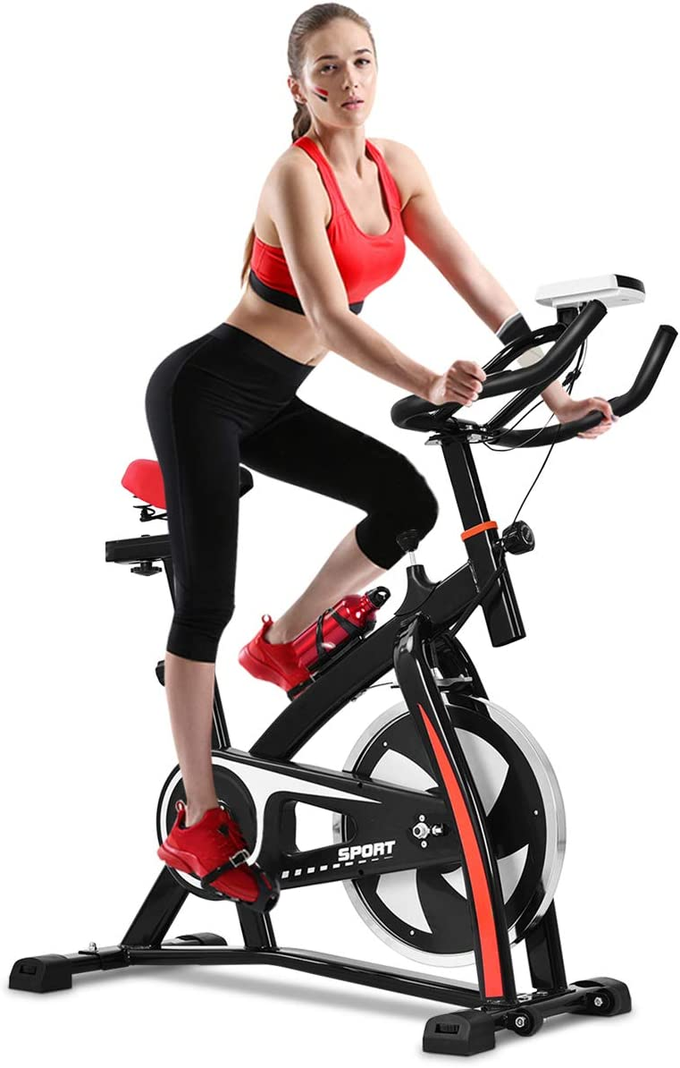 GYMAX Stationary Bike