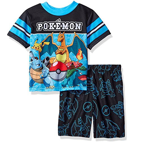 Pokemon Pikachu Friends Battle Pajamas product image