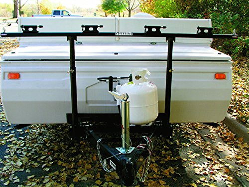 Pro Rac Systems Inc Tent Trailer 4 Bike Carrier