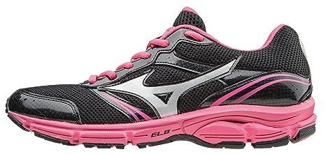 Nero Mizuno Donna 3 Sneaker Scarpa Running Impetus Wave Amazon Rosa Pq0rxqStwn