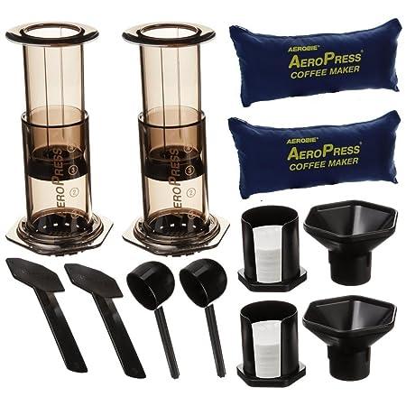 AeroPress Cafetera y Espresso Maker incluye bolso de mano ...