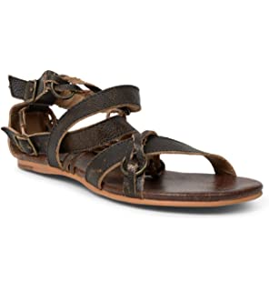 11e0afb01b62 ROAN Women s Gretch Leather Sandal