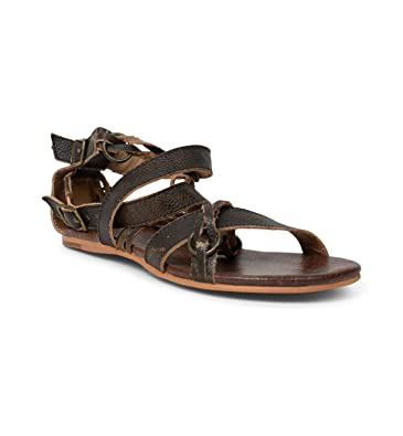 28ac39f968a ROAN Women s Gretch Leather Sandal (10 M US