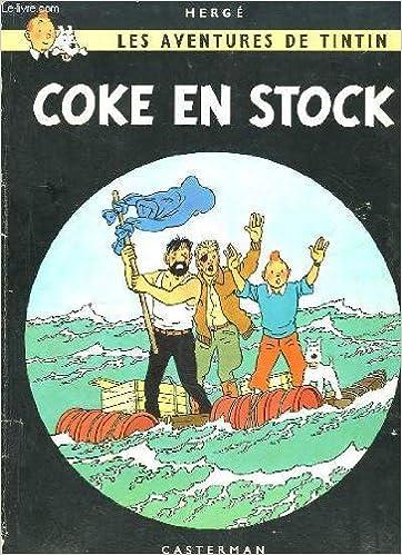 Coke en stock (Les aventures de Tintin)