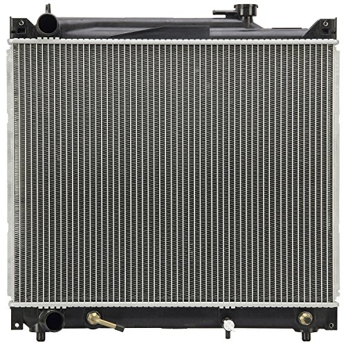 Klimoto Brand New Radiator For Suzuki Grand Vitara Chevy Tracker 98-04 1.6 1.8 2.0 L4 2.5 V6 - Chevy Tracker Engine