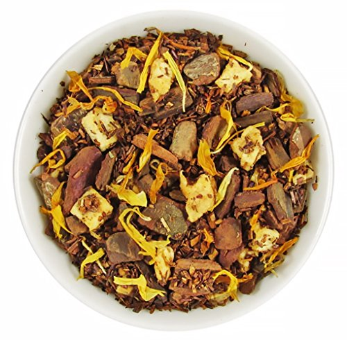 Mahalo Tea Baked Apple Cinnamon Rooibos Tea - Loose Leaf Tea - 2oz by Mahalo Tea
