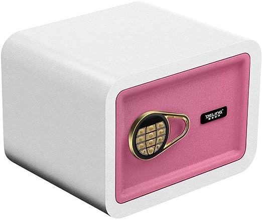Caja fuerte Caja de seguridad con contraseña electrónica pequeña ...