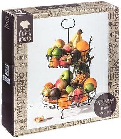 Légumes fruits de rangement Panier à pile-Able 35 Cm 1 2 3 4 5 étages