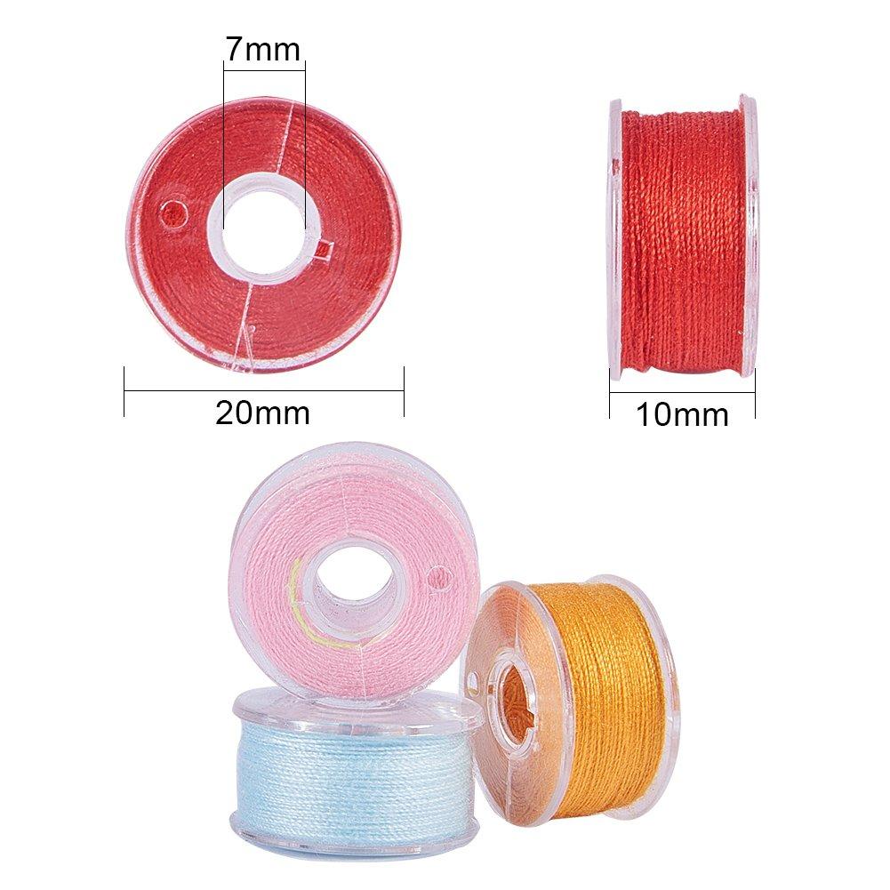 ... de metal con contenedor para Brother/Babylock/Janome/Elna/Singer, con 2 piezas de cintas de medicion y 2 cajas de agujas de coser: Amazon.es: Hogar