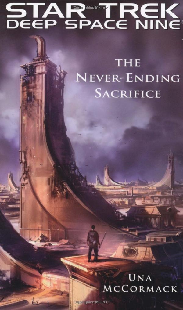 Read Online Star Trek: Deep Space Nine: The Never Ending Sacrifice pdf
