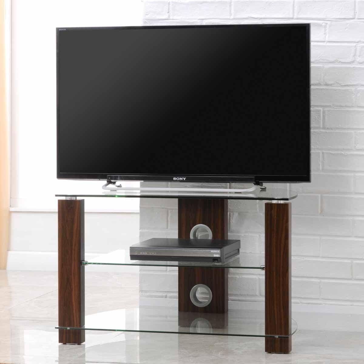 TNW 36561 Vision 800 - Soporte de Esquina para TV, Color Nogal: Amazon.es: Electrónica