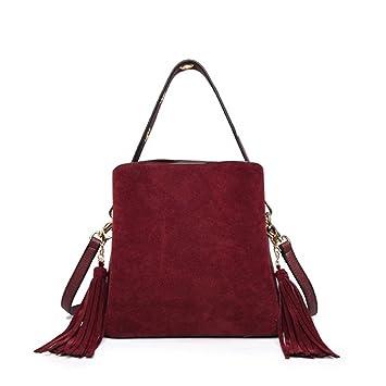 meilleures offres sur moins cher vente en ligne Nclon Cuir pu Messenger bag Sac à main femme 2018 Argent de ...