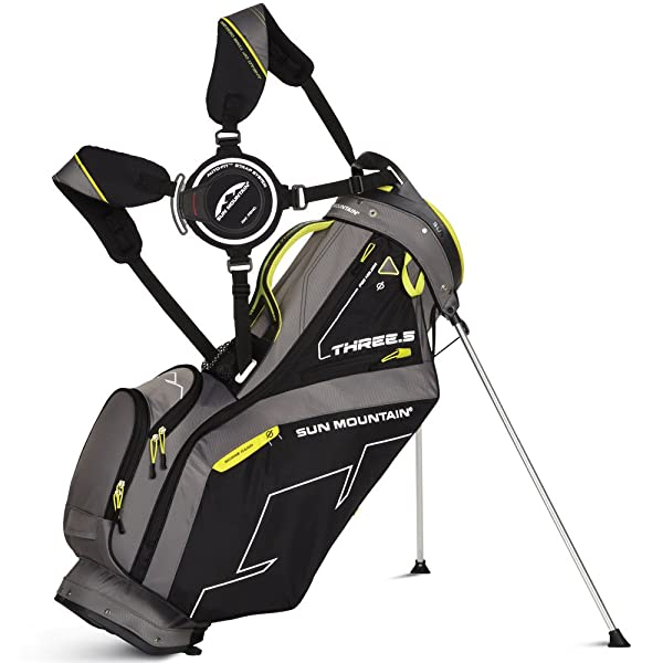 Sun Mountain Three 5 Golf Stand/Carry Bag