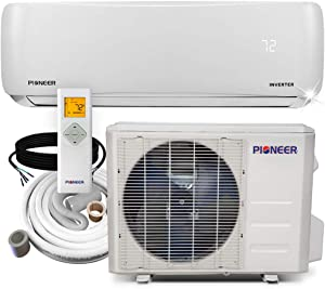 PIONEER Air Conditioner Pioneer Mini Split Heatpump, 12000 BTU-208/230 V