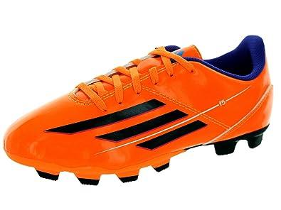 0f456147c03 Adidas Kids F5 Trx Fg J Solzes Black1 Blapur Soccer Cleat 11 Kids US