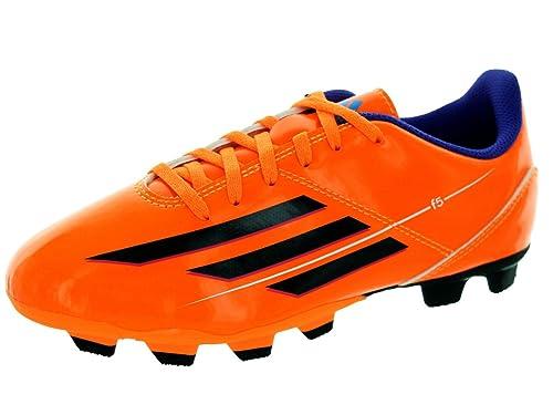 484742a365727 Amazon.com   adidas Performance F5 TRX Firm-Ground J Soccer Cleat ...