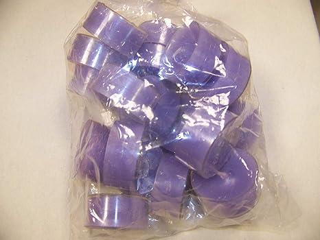 choisir le dernier vaste gamme de prix le moins cher Danois bougies chauffe-plats dans la couleur violet (Light ...