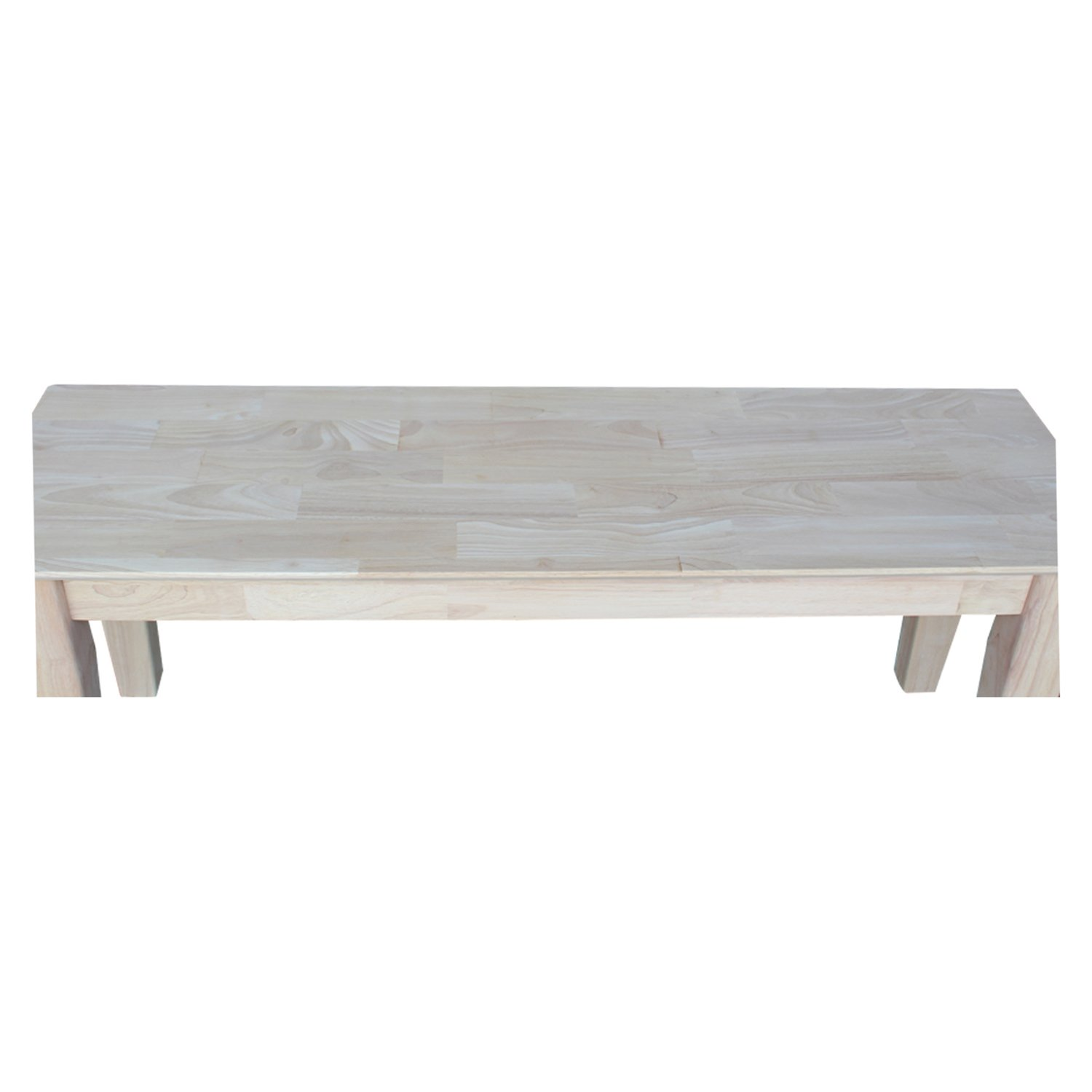 Amazon International Concepts BE 47S Shaker Style Bench