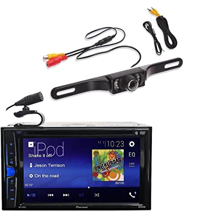 Amazon Com Pioneer Avh 200ex Car 6 2 Lcd Usb Dvd Bluetooth Stereo