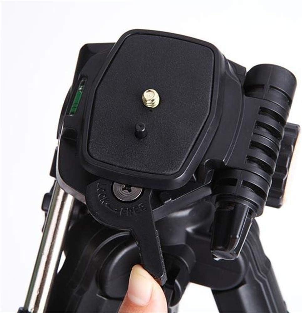 Video Camcorder Color : Photo Color, Size : One Size FeliciaJuan-ac Camera Tripod Portable Tripod with Rocker Arm Ball Head for SLR Camera for DSLR Camera