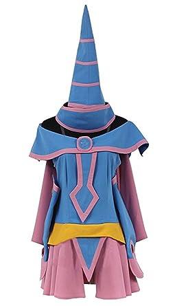 Dark magician girl costume apologise