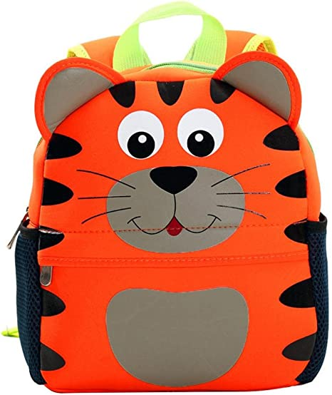Enjocho Children Backpack 2018 Style Kid School Bags Kindergaten Cartoon Shoulder Bag Bookbags one Size F