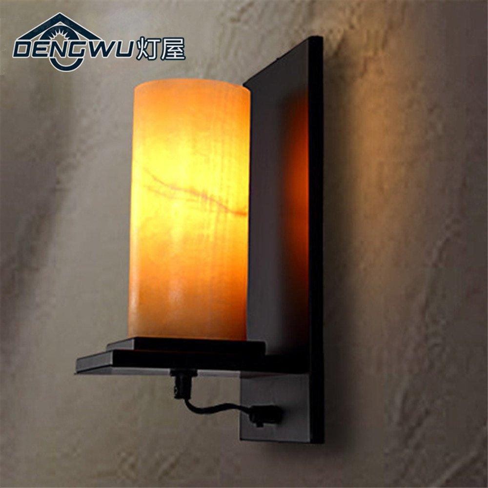 Lieblich MMYNL Moderne E27 Antik Wandlampe Vintage Wandlampen Wandleuchten Für Schlafzimmer  Wohnzimmer Bar Flur Bad Küche Balkon Loft Kreative Industrielle Eisen ...