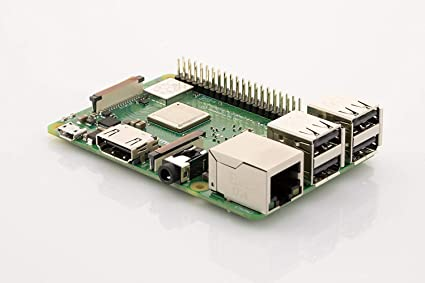 Raspberry Pi 3 Modèle B+, Carte-mère