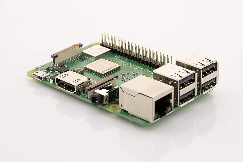 Raspberry Pi 3 B  Motherboard