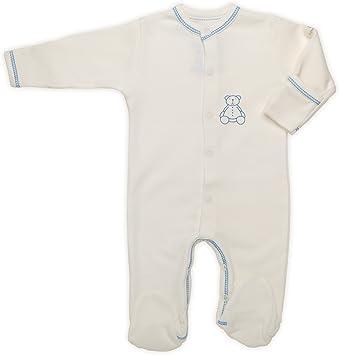 The Dida World Nones - Pijama de algodón orgánico, talla 0 meses ...