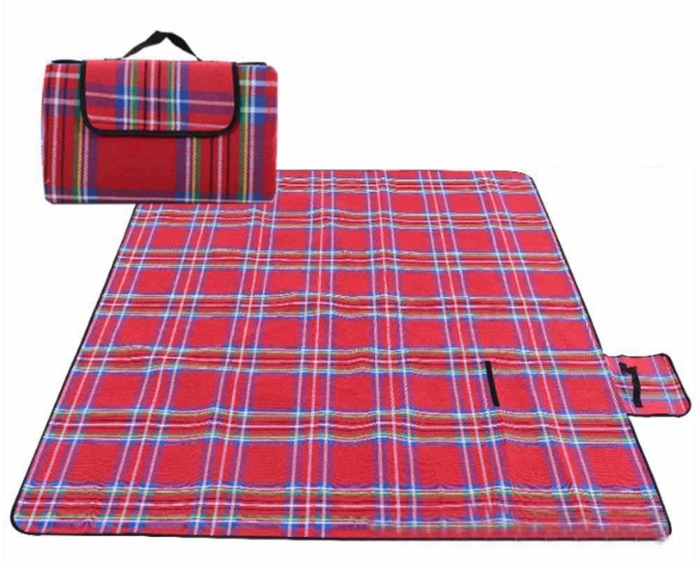 Axiba Camping Picknick Matte Feuchtigkeit wasserdicht dick 200 x 200 200 200 cm Acryl Picknickdecke B07DR8VYLR Picknickdecken Modernes Design 54727e