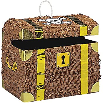 how to make a treasure chest for kids