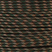 PARACORD PLANET 1/4 Inch para-Max Paracord 1200 lb Tensile Strength - 10, 25, 50, and 100 Foot Options
