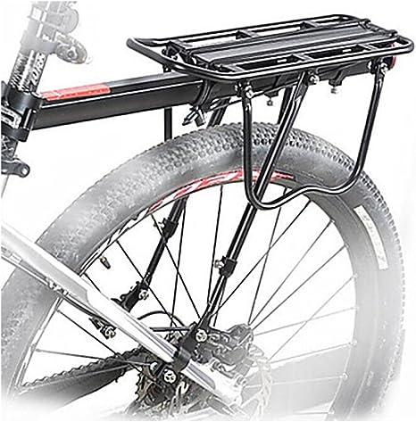 Aluminum Alloy Bicycle Front Basket Rack Luggage Shelf Bracket for V Brake Bike