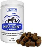 ❶ Glucosamine Chondroitin for Dogs - 250 Training Size Dog Treats - Daily Chewable Dog Glucosamine with Tumeric - MSM…