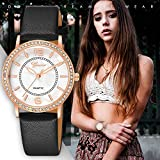 2018 Hot Sale Fashion Ladies Women's Casual Quartz Stainless Steel Watches Analog Wrist Watch Clearance