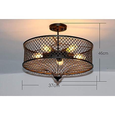 DEED Lámparas de techo decorativas para el hogar, Bar ...