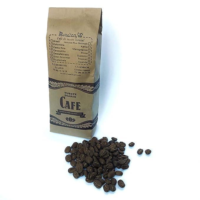 Café Arábica Tueste 100% Natural Molido Maragogype 250gr: Amazon.es: Alimentación y bebidas
