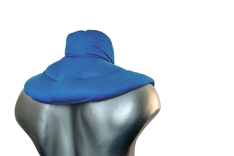 Neck Warmer Neck Pillow Light Blue Warming Neck Cushion Cherry Stone Pillow