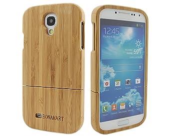 carcasa madera samsung s4