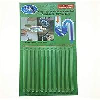 Herramienta de Limpieza de Cocina ,Sebami Cleaning Sticks, limpiador de desagües, Descontaminación Stick Alcantarilla…