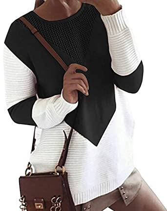 shermie Womens Sweaters Casual Cowl Neck Chunky Cable Knit Wrap Pullover  Sweater (L b5e6a8d31