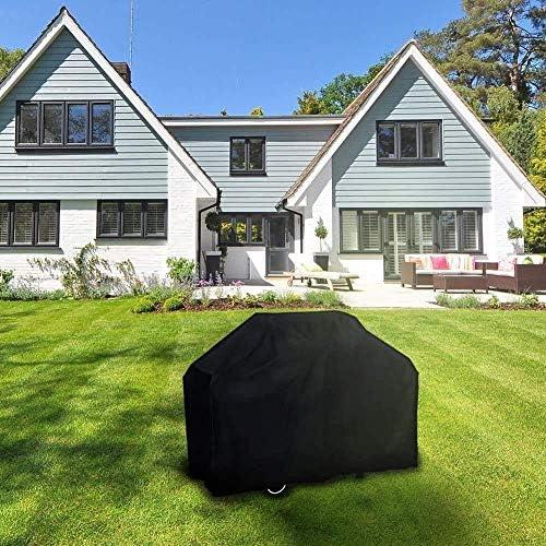 DYB Housse de Parapluie, Housse de Protection pour Barbecue Housse de Protection étanche pour Barbecue (145x61x117cm)