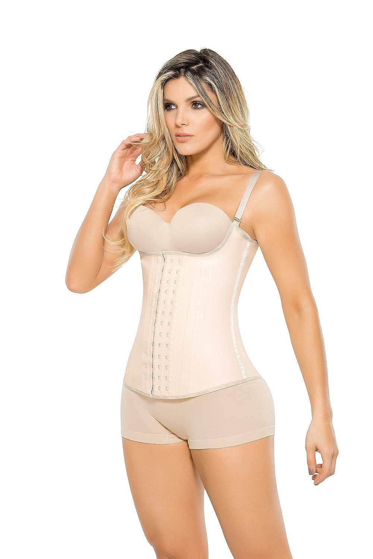 14949dea5ad Ann Chery Latex Girdle Body Shaper 2028 at Amazon Women s Clothing store